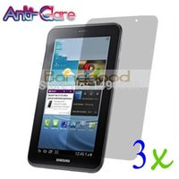 Wholesale Luxury New Arrival x Matte Anti Glare Screen Protector Film For Samsung Galaxy Tab P3100 Guard Front LCD Cover