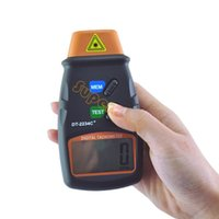 Wholesale Digital Laser Photo Tachometer Non Contact Tach F