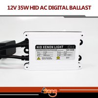 benz spares - High Quality pc W AC HID Slim Ballast Quick Start Fast Bright Ballast for Vehicle Xenon headlights spares Fast