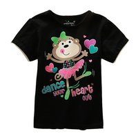 cotton fabric for t-shirt - New product of summer cotton fabric T shirt goods for children