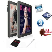 android mid - Cheapest inch Tablet pc MID Quad core Android A33 tablet pc with GB Capacitive Touch Dual Camera Free DHL shiping