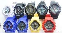 bb display - 2016 New Men watch Led watch Display sports Unisex watch ga100 digital watch colors g110 bb