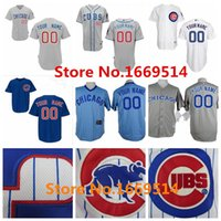 Wholesale Mens Womens Kids All Stitched High Quality Baseball Jersey Chicago Cubs Custom Jersey Personalized Baseball Jersey Cubs Any Name Number
