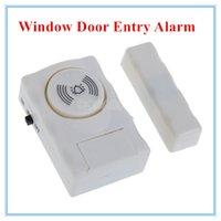 Wholesale Cheap Window Door Entry Alarm Burglar Entry Alarm Home Security Alarm Kits