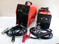 MIG-315L IGBT welding wire - 1P V MIG IGBT MIG MAG Welder Welding machine with MMA welding function and m cables between machine and wire feeder