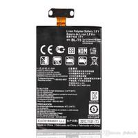battery lg optimus g - 100 Original BL T5 mAh Battery For LG Google Nexus E960 Optimus G E970 E973 LS970