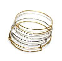 Wholesale Alex Ani Silver Charm Bangle Bracelet Alex and Ani Round Bangles Wiring Bracelet expandable bangles by DHL