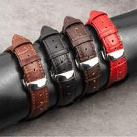 Wholesale Original Qialino Genuine Leather Watch Strap Metal Buckle Adapter Watch Band for Apple Watch Edition Sport mm