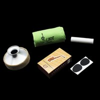 Wholesale Alto Saxophone Sax bE Accessories Kit Mouthpiece Patch Bamboo Reed Cleaning Cloth Cork Grease Mute in