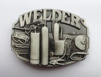 alloy welder - Welder Belt Buckle