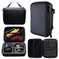 Wholesale Middle size collection Gopro Case Box Bag For Gopro Hero3 Hero3 Hero2 SJ4000 Camera Accessories