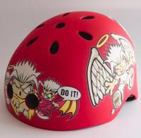 artwork table - Skateboarding helmet with artwork color available roller skate helmet S M L avilable for adults and kids