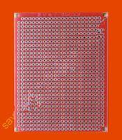 Wholesale 6 X8CM Single Side Prototype PCB Panel Universal Circuit Board Glass Fiber