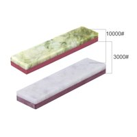 Wholesale Brand Anself Grit Double Side Combination Whetstone Knife Sharpening Stone Grindstone for Knives Sharpeners