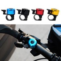 Wholesale Striking Safety Metal Ring Handlebar Bell Loud Sound for Bike Bicycle Cycling
