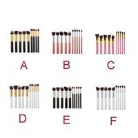 Wholesale S5Q Premium High Grade Professional Makeup Brushes Cosmetic Facial Tools AAAFSX