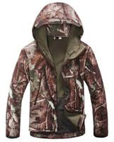 ap clothing - High Quality USA Rainproof Realtree AP Camo Hunting Hoodies Waterproof Men s Camouflage Jacket Camo hunting clothing