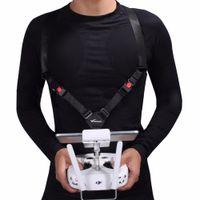 Wholesale 2015 New Original DJI Remote Controller Shoulder Strap Belt Sling For DJI Phantom Inspire