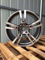Wholesale 2015 hot selling aftermarket alloy wheels car wheels aluminium wheels inch for Porsche