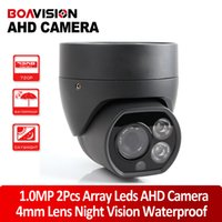 video camera hdmi - New Arrival HD CCTV MP P AHD Camera Outdoor Waterproof IR M Metal Dome P HDmi Output Security Video Surveillance