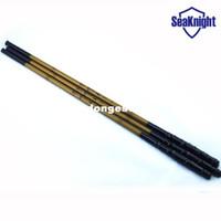 bamboo fishing pole - SeaKnight Bamboo m Carbon Telescopic fishing rod sections carp fishing pole Fishing equipment fishing stick