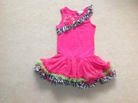 Cheap Vestidos Meninas Baby Girls Dress Meninas European And American Children's Clothing Wholesale New Dress Princess Rare Leopard