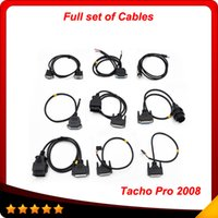 Code Reader audi programmer - V2008 tacho pro full set cables Guarantee Universal Dash Programmer Tacho Pro Odometer Correction just the full set cable In stock