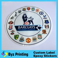 Wholesale Attractive gold or silver foil stamping transparent clear vinyl sticker printing printed transparent vinyl sticker