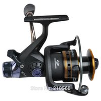 Cheap 2015 New hot sale High quality 10 Ball Bearings 5.2:1 Spinning Fishing Reel DF4000 DF5000 DF6000