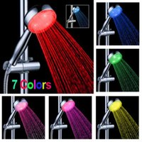 Wholesale LED Shower Head Automatic Control Sprinkler Colors Changing H8561