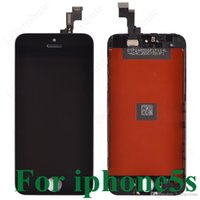 Wholesale 1pcs For iPhone s Original LCD Screen Assembly with frame installed OEM Brand New Replacements