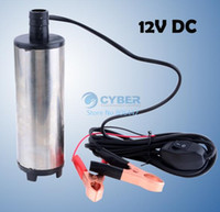 Wholesale Top Quality V DC Fuel Water Oil Car Camping Submersible Diesel Transfer Pump Fishing Pump SV000324