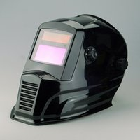 Wholesale Exported to Europe and high quality auto darkening welding helmet WH7711BK