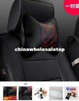 Wholesale Car headrest auto supplies neck pillows pillow bone Car care cervical pillow Car seat pillow