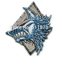 warhammer 40k - 3 quot WARHAMMER K SPACE WOES Movie TV Series Costume Cosplay Embroidered Emblem iron on patch Baseball Cap Badge