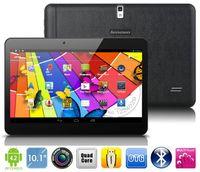 Wholesale Lenovo Tablets quot S6000D Tablet MTK6582 Quad Core RAM GB GB Built in G GPS Bluetooth Wifi Dual SIM Call Dual Camera