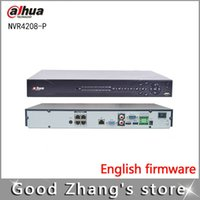 Wholesale Dahua NVR CH U Network Video Recorder NVR4208 P POE HDMI VGA output up to p