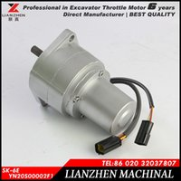 Wholesale SK E stepper motor engine control motor throttle motor YN20S00002F1 for excavator parts manufacturer