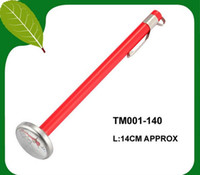 Wholesale Stainless Steel Food ProbeThermometer For Mate Tea BBQ Thermometer Kitchen Tools