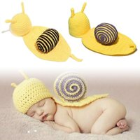 baby body shape - The Baby Snail Baby Hat Shawl Body Three Dimensional Shape Of Volute Cute Newborn Crochet Outfits Design Warm Boy Girl Model Hat