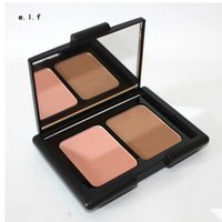 elf makeup - New USA brand ELF colors Bronzer amp Blusher powder professional makeup Cosmetics rouge naked flushed
