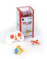 Cheap Toys and children's products Cheerson CX-10 CX10 2.4G Remote Control Toys 4CH 6Axis RC Quadcopter rc helicopter Hot selling A487X