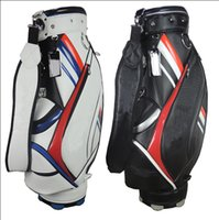 Wholesale 2015 New Tay golf bags colors Mix order Standerd Mens top quality PU golf bag Ems ship