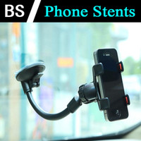 able cars - Double Clip Degrees able Mobile Phone Holder Car phone stents Multifunctional Mobile Phones Support Vehicle Mounted Mobile Phones Stents