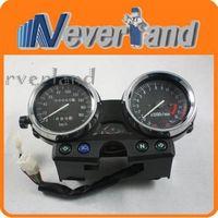 Wholesale 2015 New Motorcycle Speedometer Tachometer Speed Gauges For Kawasaki ZRX400 C20