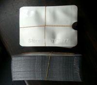 Wholesale Anti Scan Credit Card holder RFID Blocking Sleeve Aluminum Safety Card Shield J
