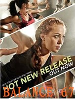 Wholesale LMS New Routine BB67 BALANCE BB Aerobics Fitness Balance BODYBALANCE DVD CD Exercise Fitness Videos