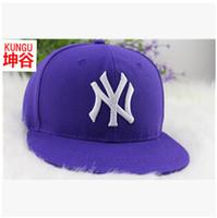 Wholesale Factory Price New NY Baseball Caps Snapbacks Hats Adjustable Cap Hiphop Hat Men Women Ball Caps Snapback Sport cap CCA1901
