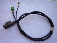 audi mmi iphone - Audi A4L A6L Q5 music wire MMI G AMI MP3 U disk ipod iphone adapter car aux cable