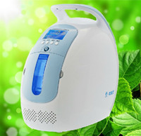 Wholesale portable medical oxygen generator with LPM continuously flow oxygen purity oxygen concentrator